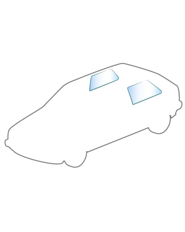 Rear Pop Out Quarter Window Kit, Clear