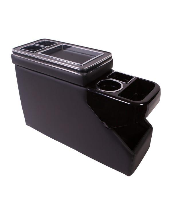 Centre Console Storage Box - Black