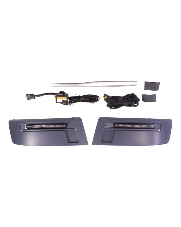LED Daylight Running Lights Canbus Enabled for Facelift T5.1