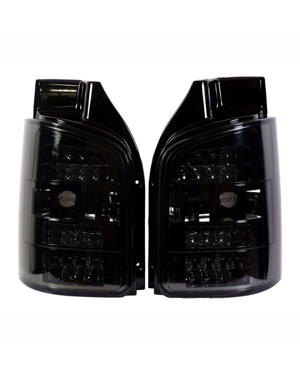 Rear Lights, LED, Smoked, Barn Door Model