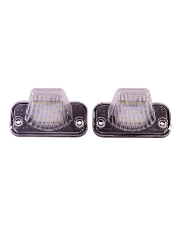 LED Number / License Plate Lamps - Pair
