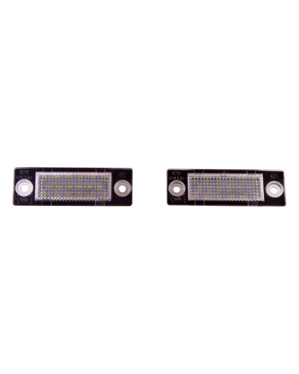 LED Number / License Plate Lamps - Canbus Compatible