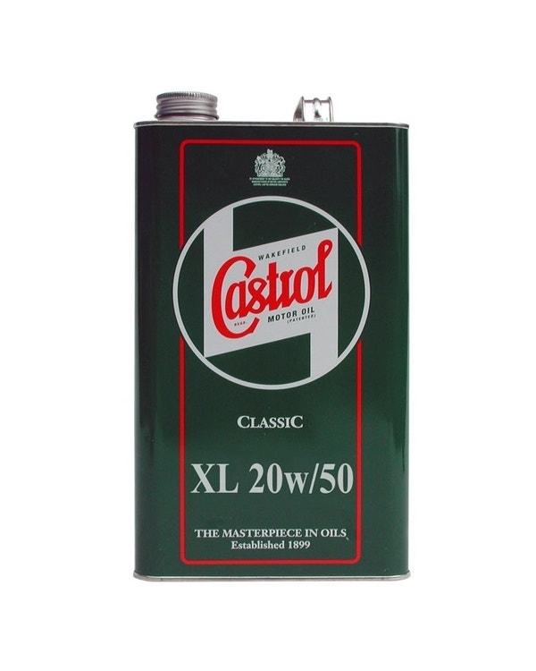 Castrol Classic 20W50 Engine Oil, 4.54 Litre