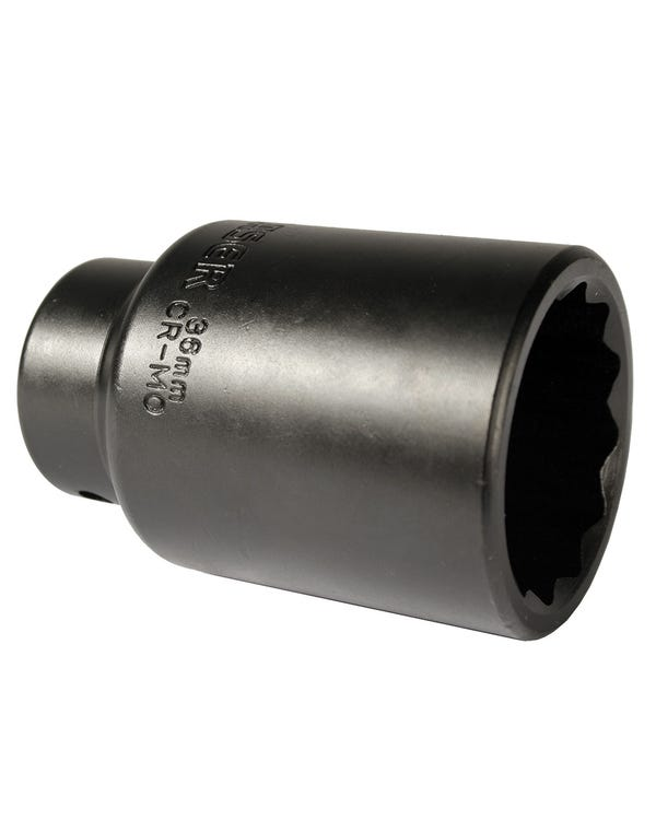36mm Gland / Axle Socket 1/2 Inch Drive
