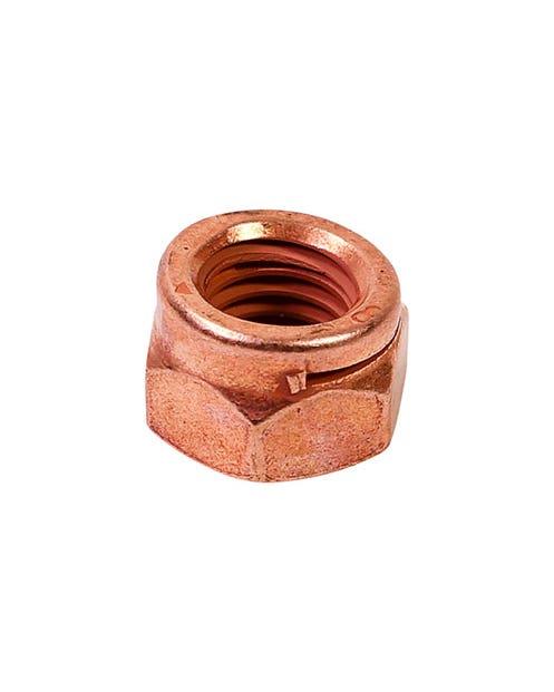 Copper Exhaust Lock Nut
