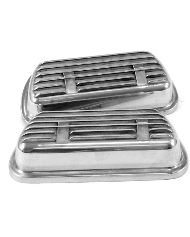 Kit Tapa de Balancines aluminio