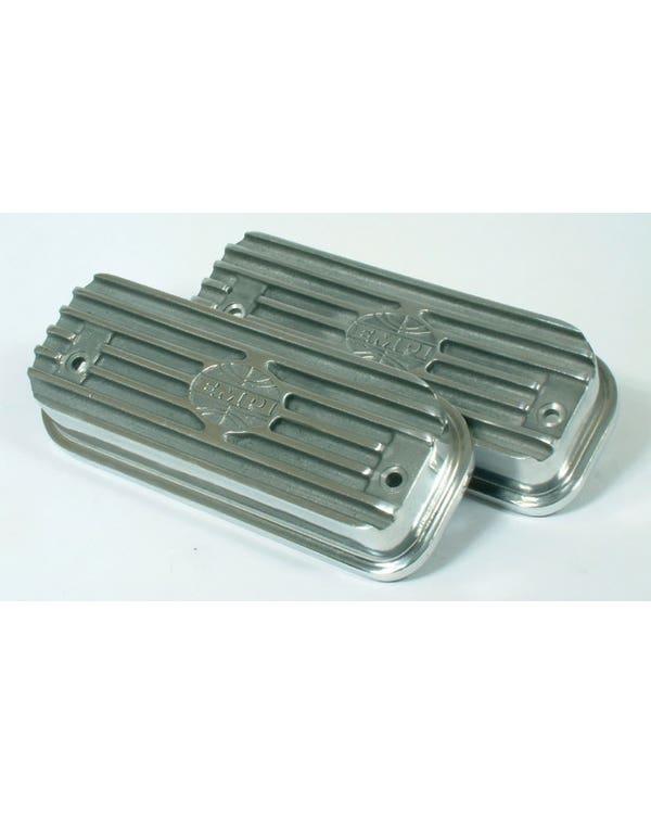 Rocker Cover Set 1700-2000cc Bolt-On Aluminium