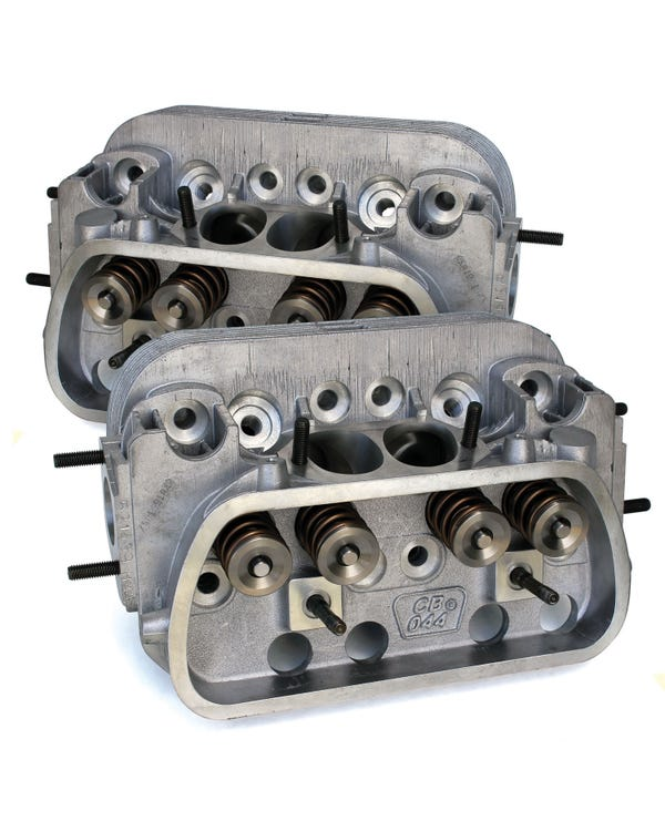 CB Performance 044 CNC Ultra Wedge Port Cylinder Heads 94mm Pair