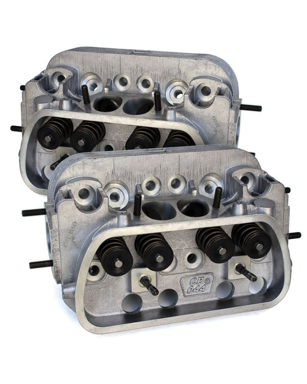 CB Performance 044 CNC Mini Wedge Port Cylinder Heads 90.5/92mm Pair