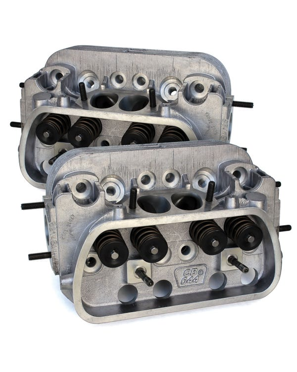 CB Performance 044 CNC Mini Wedge Port Cylinder Heads 90.5/92mm Pair