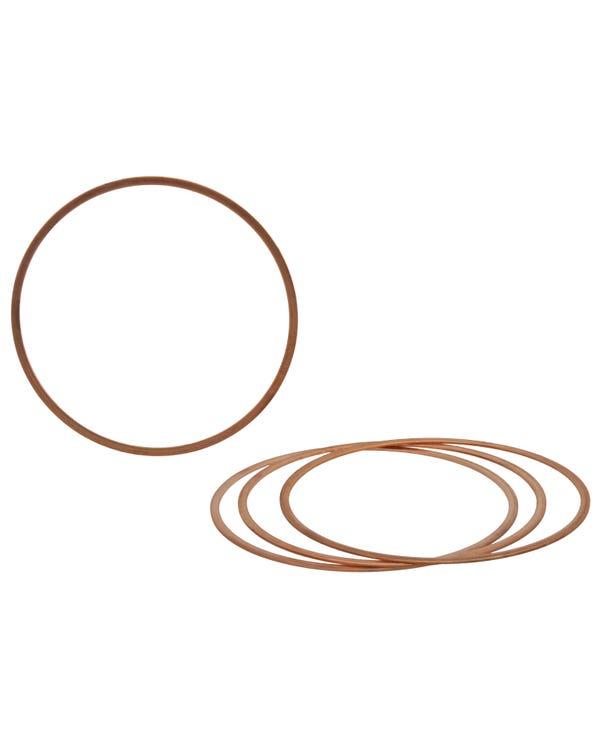Cylinder Head Copper Gasket Set 92mm x 1mm