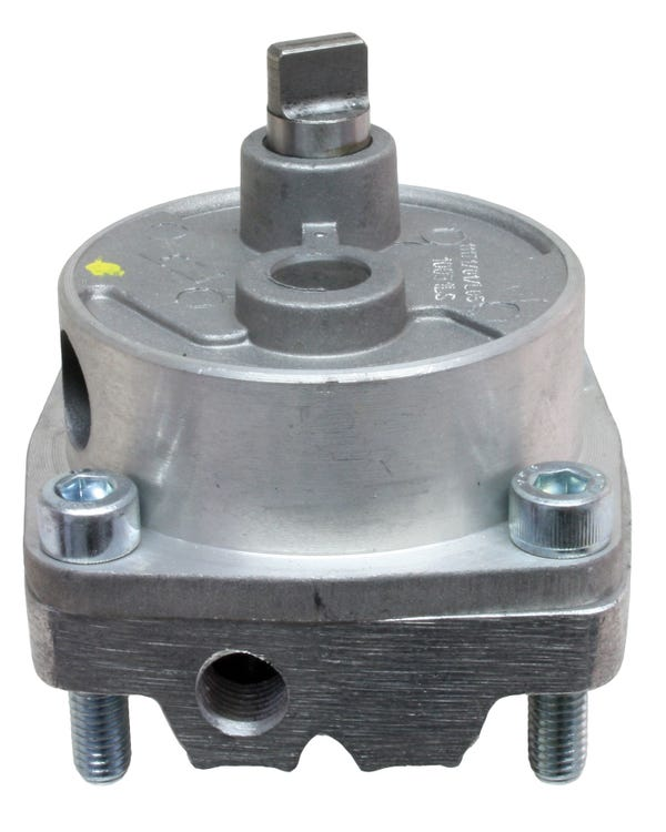 Ölpumpe, 1200-1600cc, für 4-Nieten-Nockenwelle, 26 mm, Maxi 4