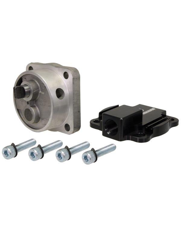 Ölpumpe, 1200-1600cc, für 3-Nieten-Nockenwelle, 30 mm, Maxi 30, Full Flow