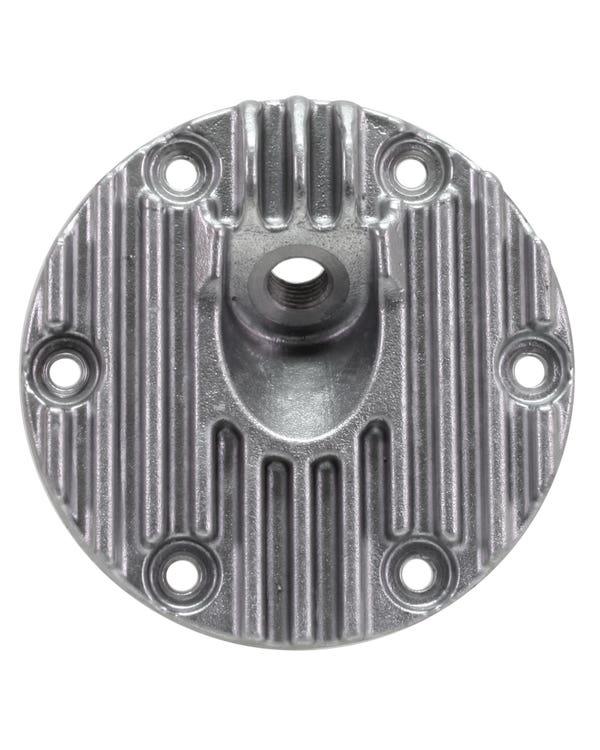 oil pan Plate 1200-1600cc Aluminum with Sensor/Drain Hole