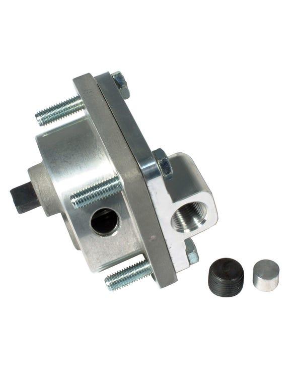 Full Flow Oil Pump 1200-1600cc for 3 Rivet Camshaft 32mm