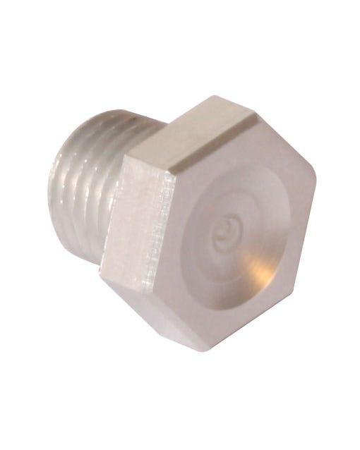 Sump Plug 1200-1600cc Silver Anodised