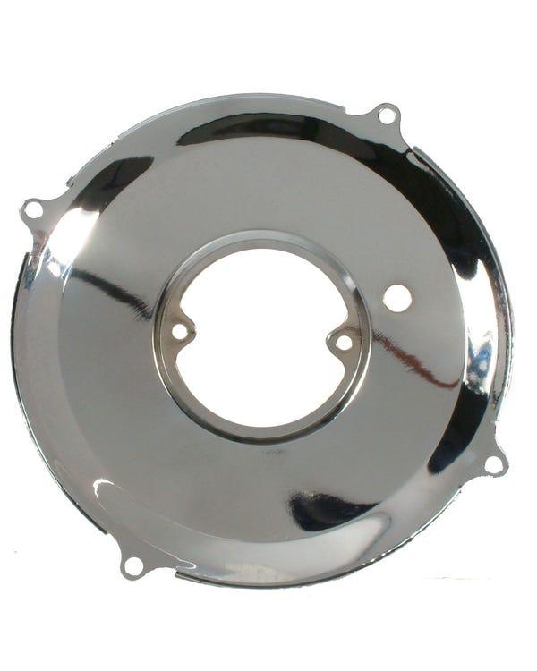 Lichtmaschinenplatte, chrom, 1200-1600cc