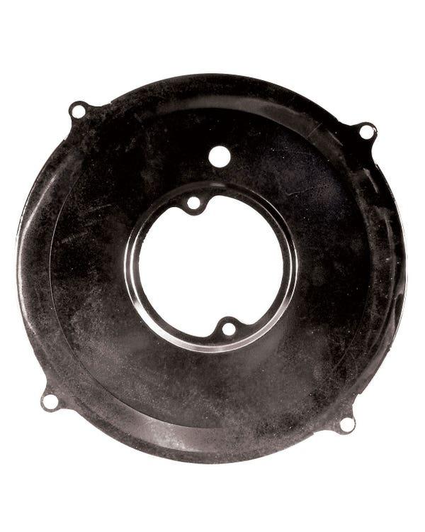 Stützplatte, Dynamo/Generator, Schwarz, 1200-1600cc