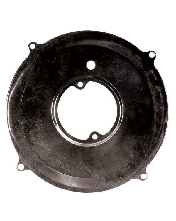 Dynamo/Alternator Backing Plate Black 1200-1600cc