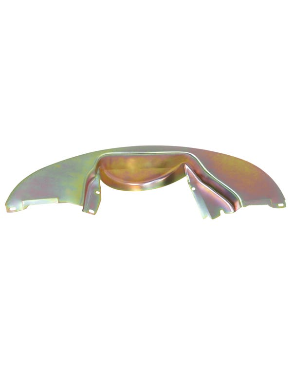 Tinware over Exhaust no Holes CAD II