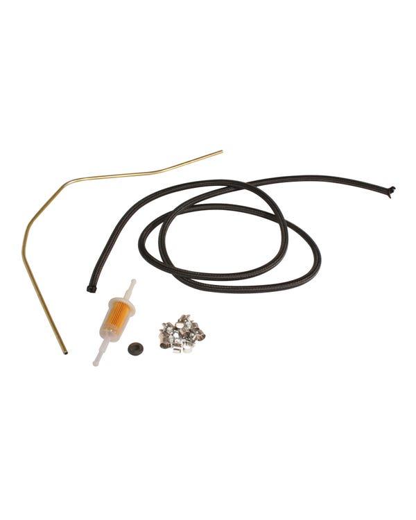 E10 Fuel Hose Kit for Single Carburettor