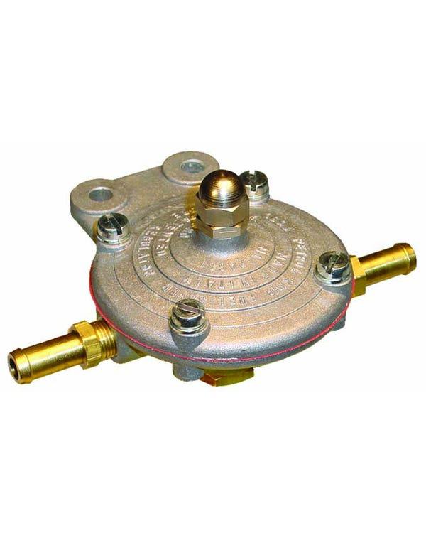 Adjustable Fuel Pressure Regulator with Bracket and 6mm Unions