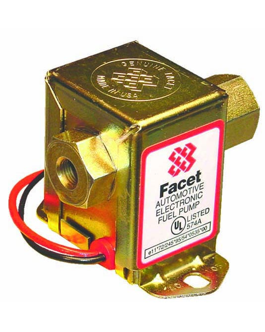 Solid State Electric Fuel Pump