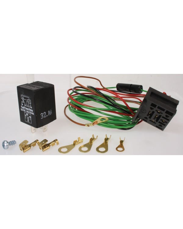 Electric Fuel Pump Safety Relay