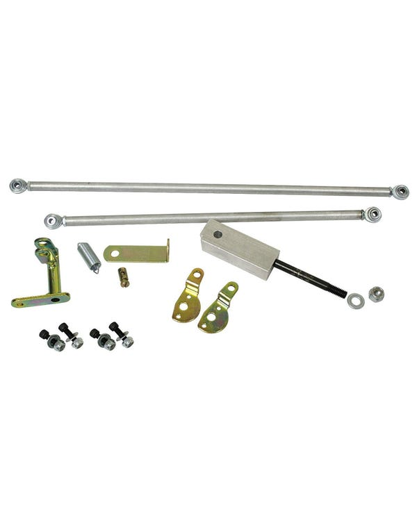 EMPI Universal Twist Carburettor Linkage