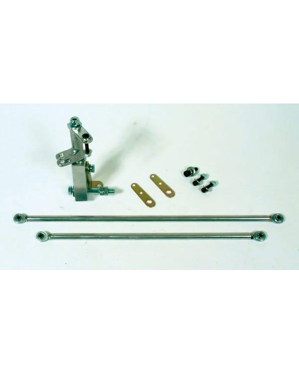 Kit de uniones de carburador oscilantes central IDF/DRLA/HPMX/TIC