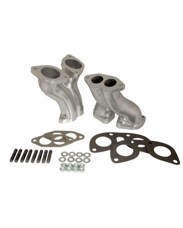 Offset Inlet Manifolds for IDF/DRLA/HPMX Carburettors