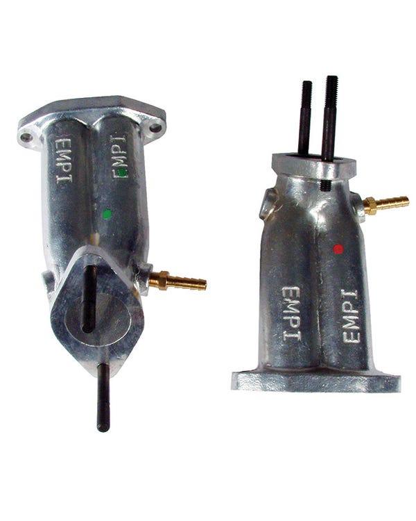 Kit Carburadores Solex.40mm. Doble admision. EMPI