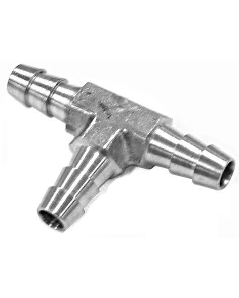 Fuel Hose T-Piece 5/16 Brass