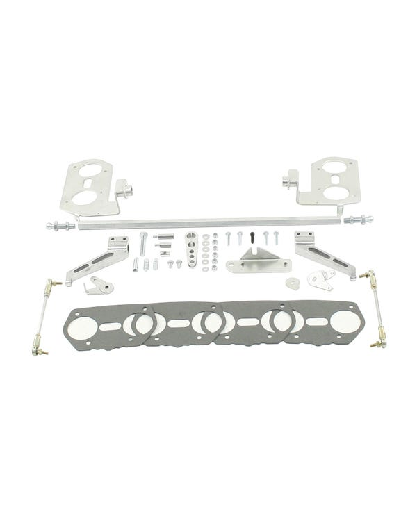 Carburettor Hex Bar Linkage Kit for IDF/DRLA