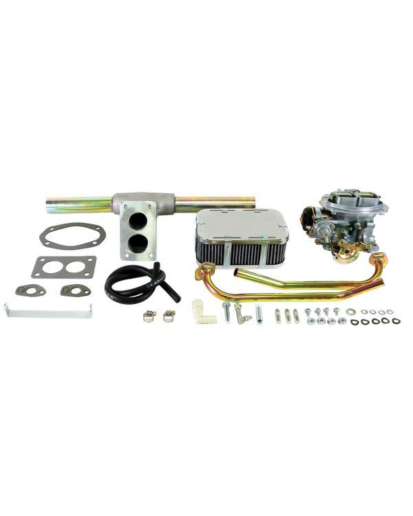 Kit doble carburacion EPC 32/36 progresivo