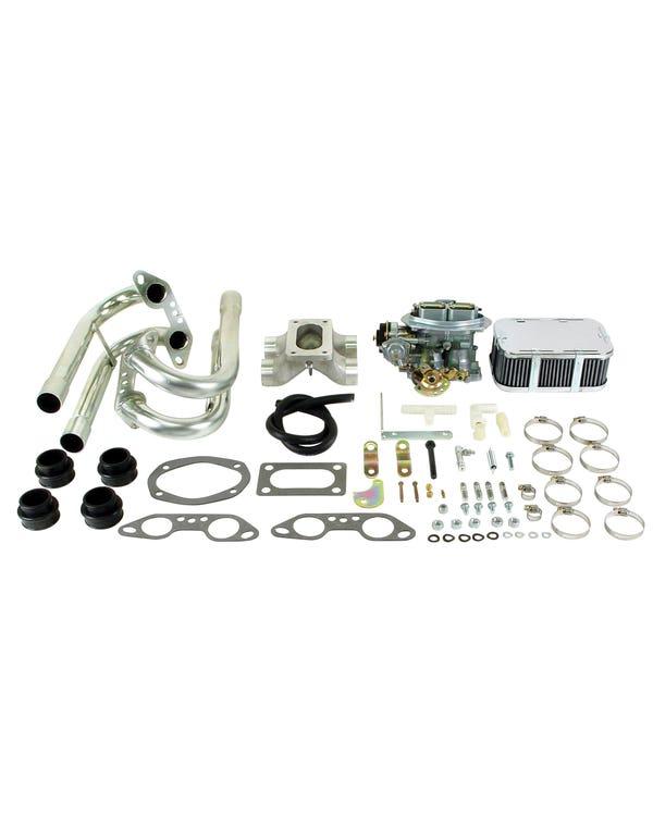 EMPI Single 32/36 EP Progressive Carburettor Kit, Type 4 Engine