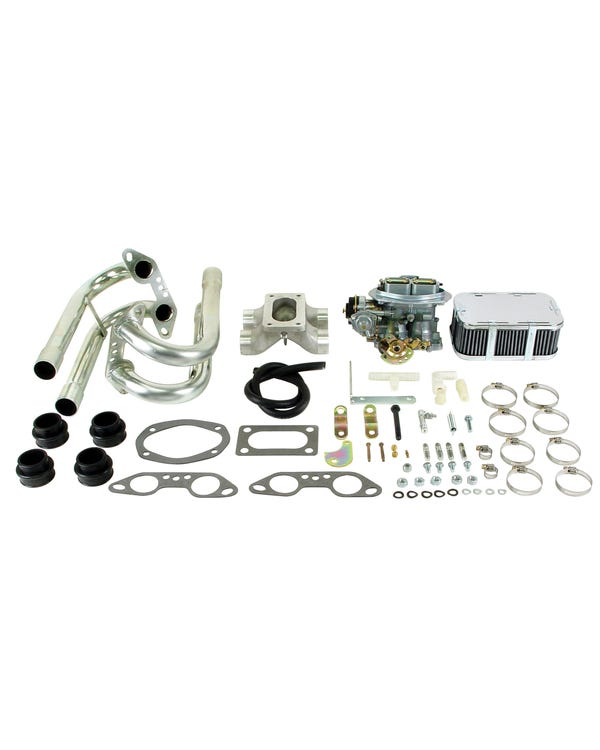 EMPI Single 32/36 EP Progressive Carburettor Kit, Type 4 Engine