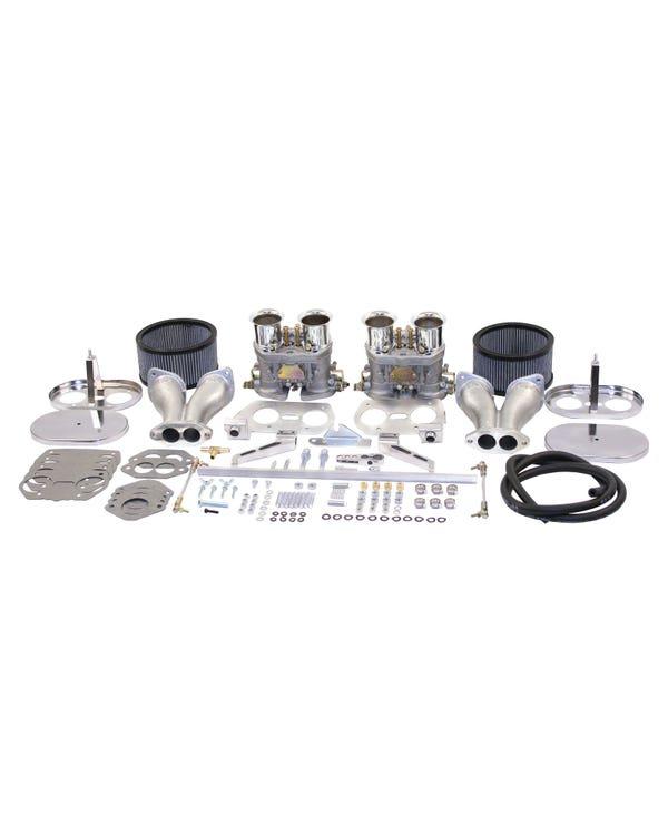 Kit doble carburacion 40 HPMX.