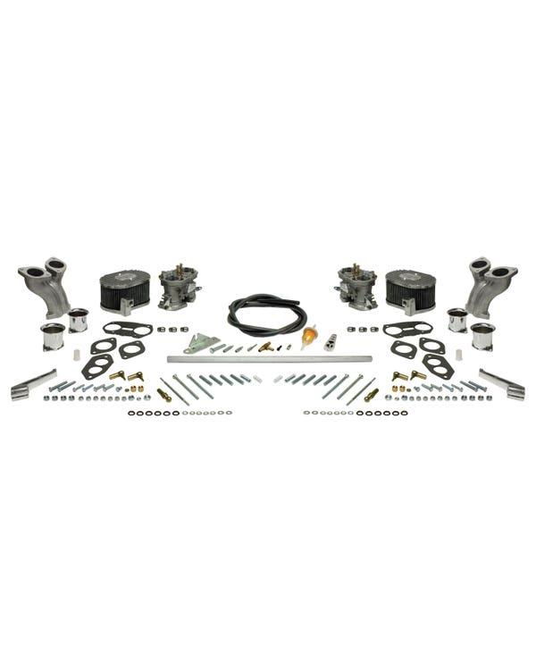 Kit doble carburador 40 HPMX Ultra