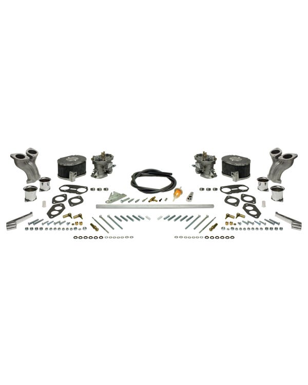 EMPI Twin 40 HPMX Ultra Carburettor Kit, Twin Port