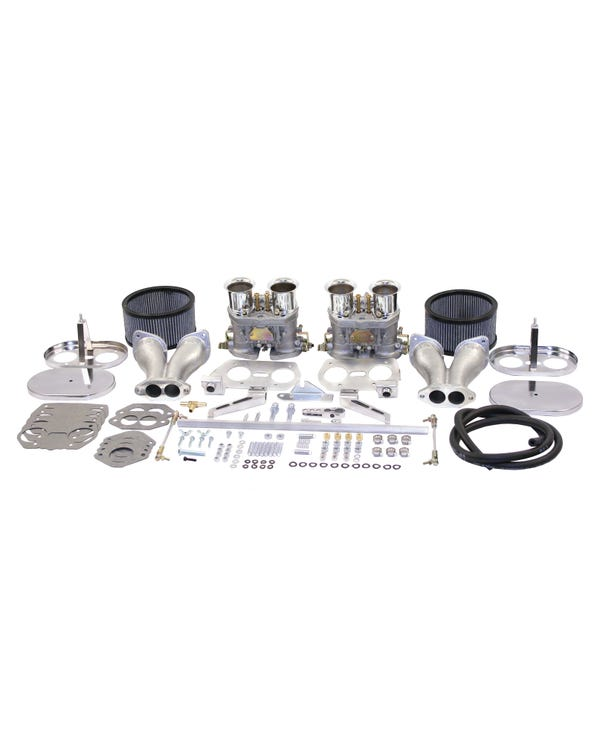 EMPI Twin 44 HPMX Carburettor Kit, Twin Port