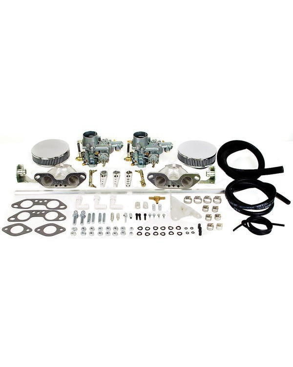 EMPI Twin 34 EPC Carburettor Kit, Type 4