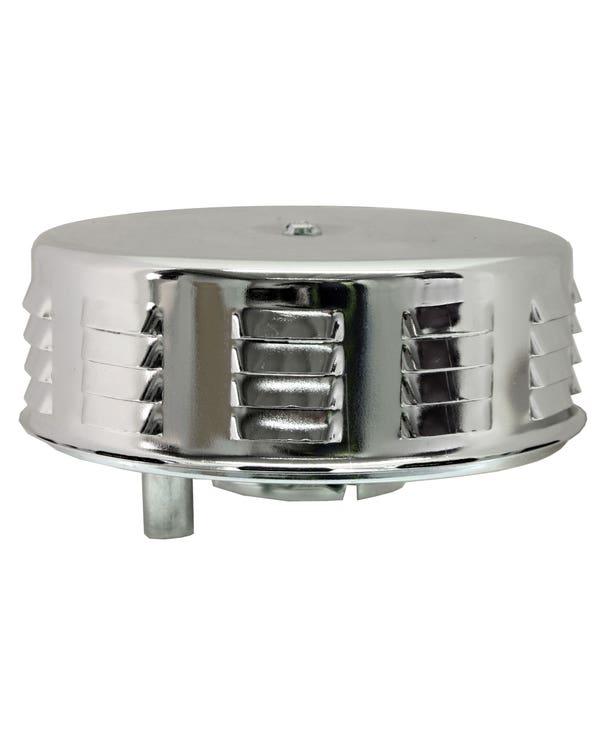 Air Filter Chrome/mesh 34bhp 1200-1600cc