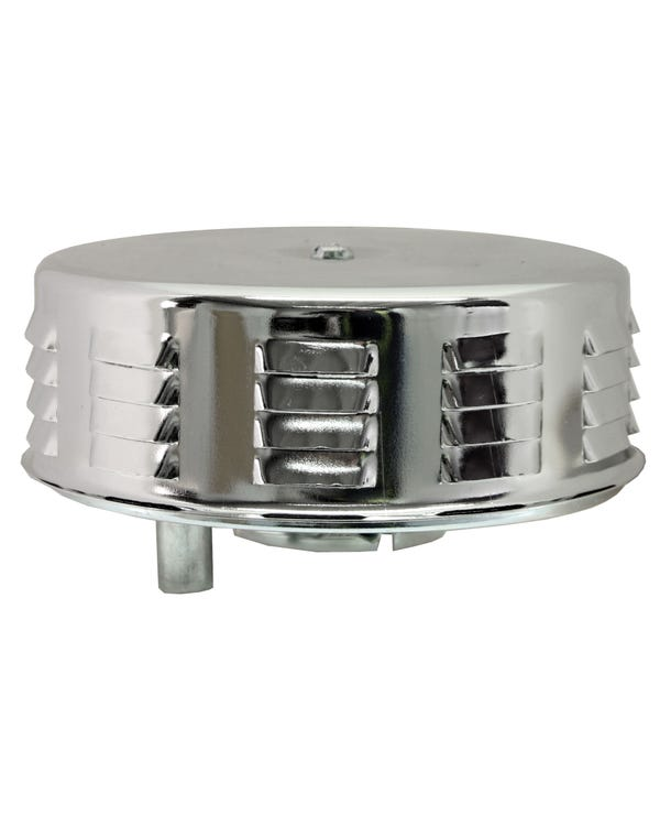 Air Filter Chrome/mesh 34bhp 1200-1600cc