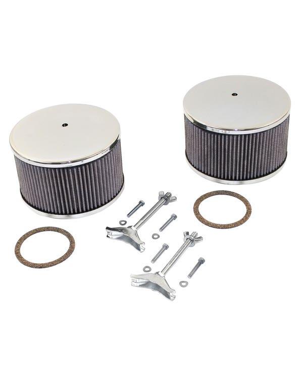 Air filter Kit for EMPI/Kadron Carburettors