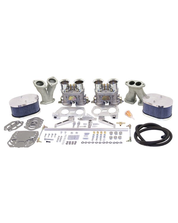 EMPI Twin 40 HPMX Deluxe Carburettor Kit, Dual Port