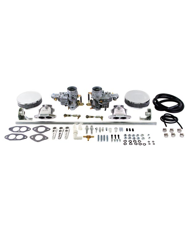 Weber Twin 34 ICT Carburettor Kit, Type 3