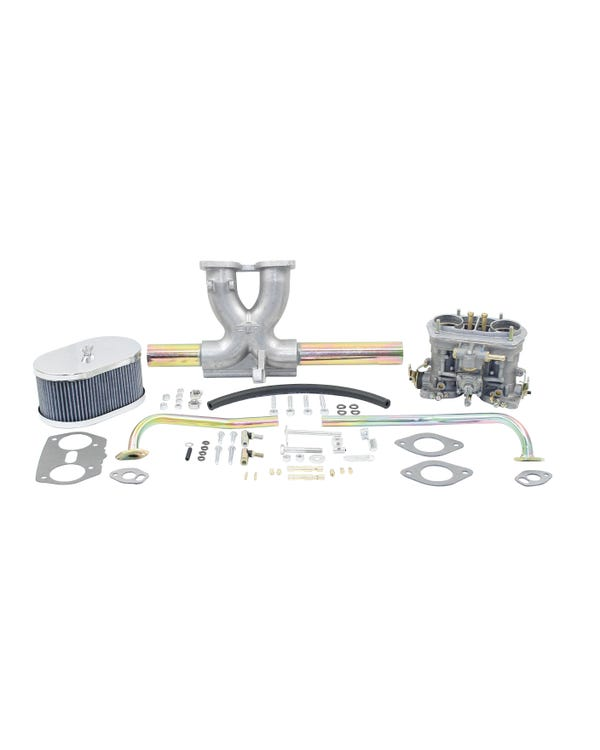 Carburettor Kit - Single  40 IDF