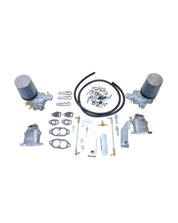 Kit carburadores 34ICT. Doble admision