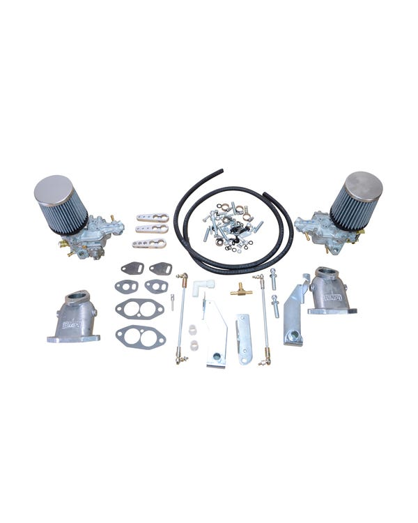 Weber Twin 34 ICT Carburettor Kit - Twin Port